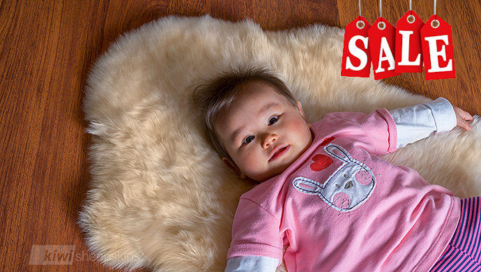 Lambskins Sheepskins For Babies Kiwi