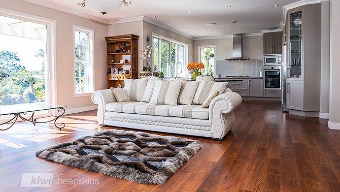 Our favorite rug - Natural Black Classique