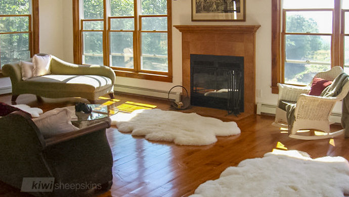Customer photo Quarto rugs in NY