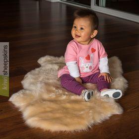 Bowron Baby Care Soft lambskin unshorn