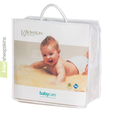 Silky Soft Un-Shorn Merino Sheepskin New Zealand Lambskin for Baby