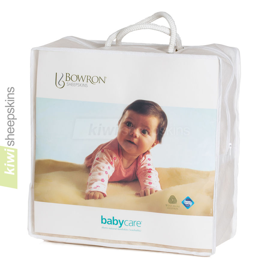 Bowron Babycare Shorn packaging