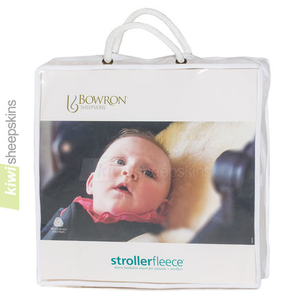 Bowron Stroller Fleece packaging