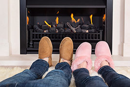 New Zealand sheepskin slippers