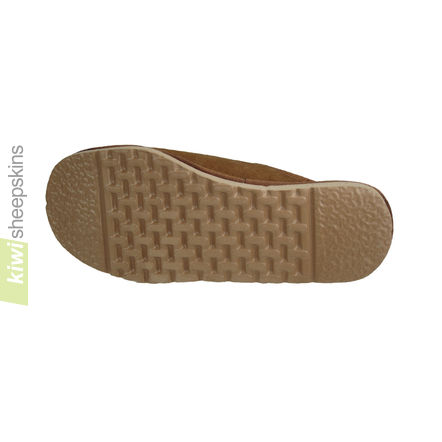 Clog slipper basket weave EVA sole