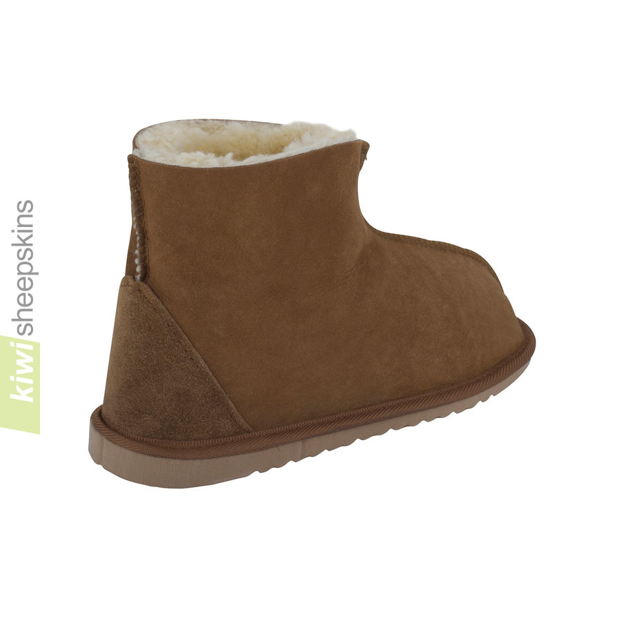 Kiwi boots - rear