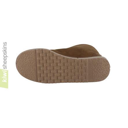 Kiwi boots - basket weave EVA sole