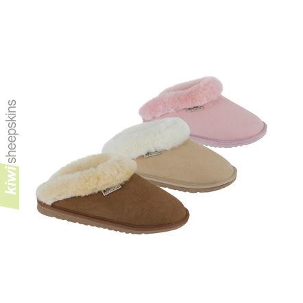 Josie Sheepskin Scuff slippers