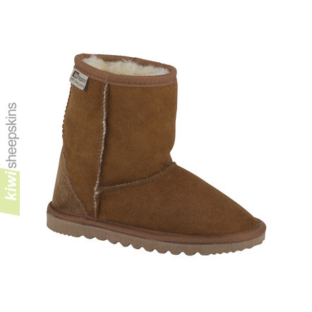 Child Mid Calf - Chestnut color