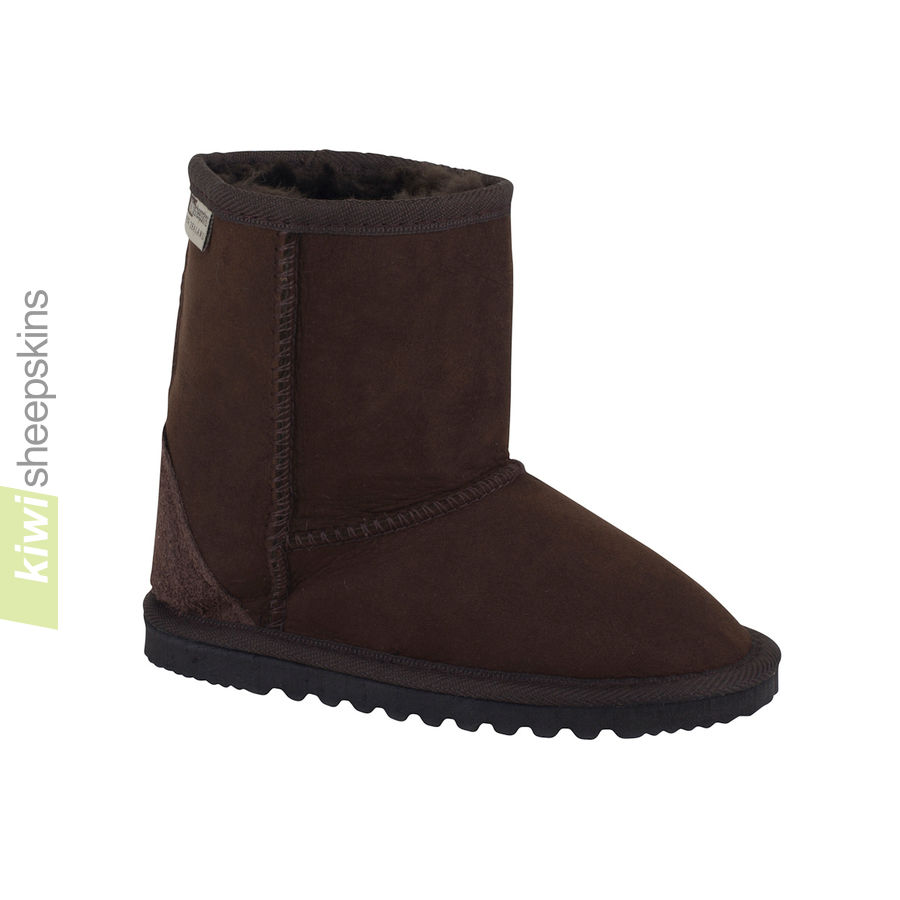 Child Mid Calf - Chocolate color