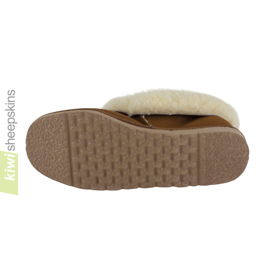 Madison sheepskin slippers - EVA sole
