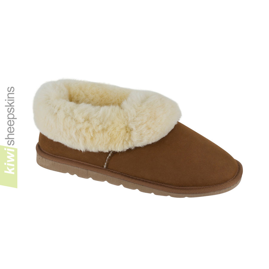 Madison sheepskin slippers
