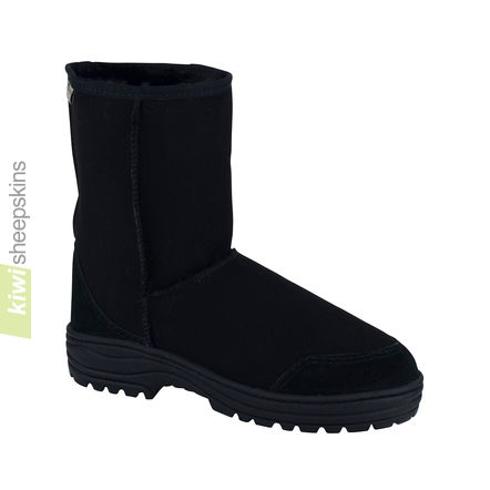 Ultimate mid calf boots - Black color