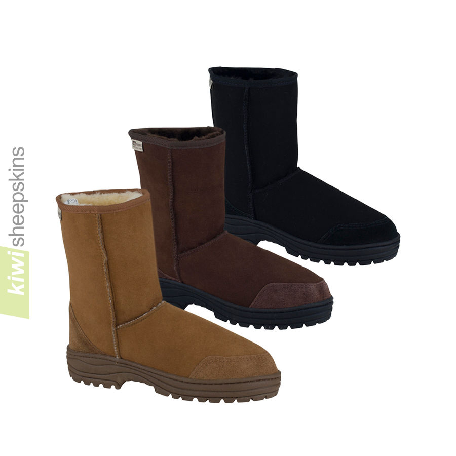 Sheepskin boots mid calf Ultimates - 3 colors