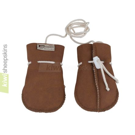 Lambskin Mittens for babies/toddlers