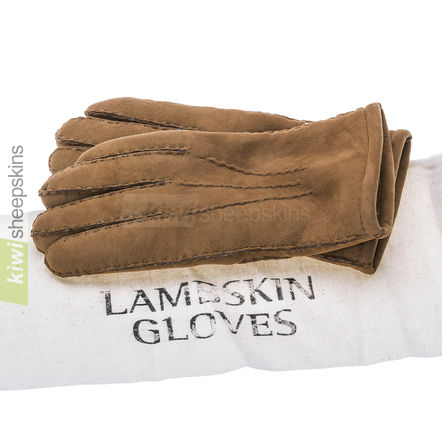 Four Peaks Gloves are supplied in a calico cotton bag