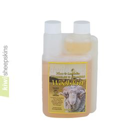Wool wash sheepskin shampoo