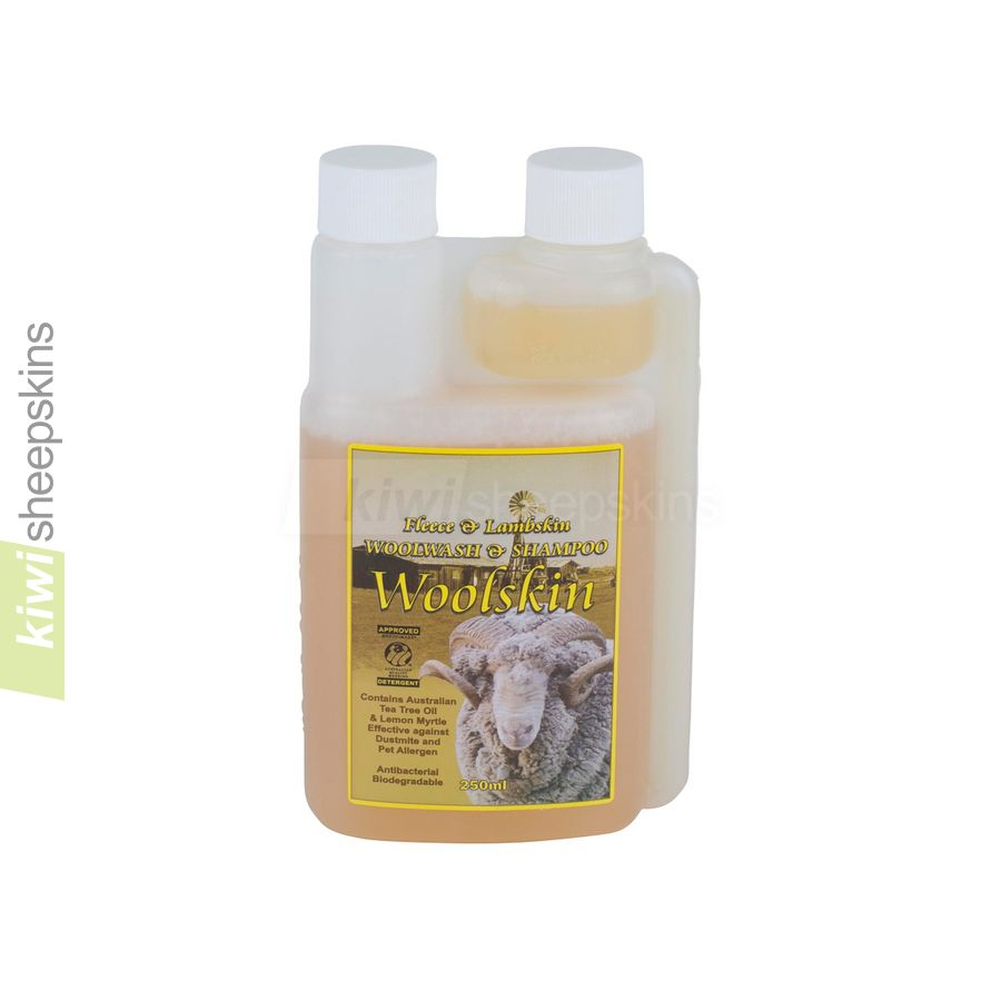 Woolskin wool wash sheepskin shampoo