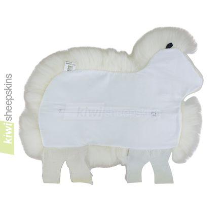 Sheep shape cushion - rear