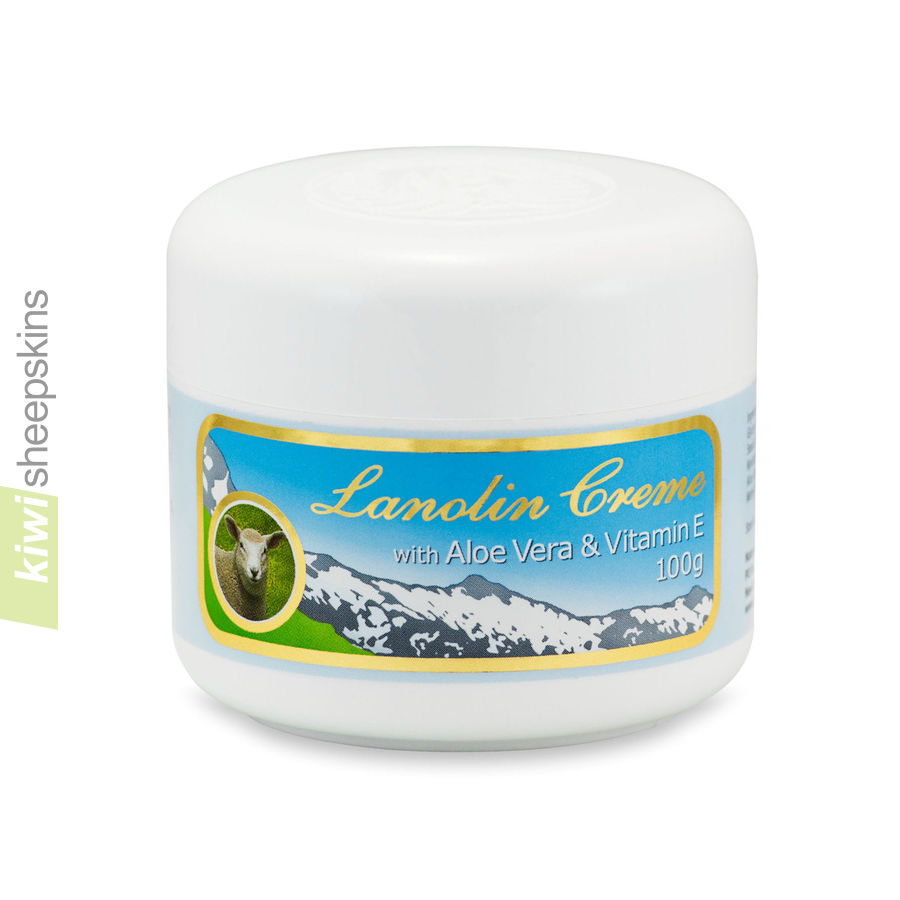 Nature's Beauty Lanolin Creme