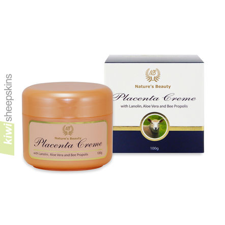 Nature's Beauty Placenta Anti-Wrinkle Creme