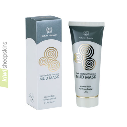 Nature's Beauty New Zealand Thermal Mud Mask