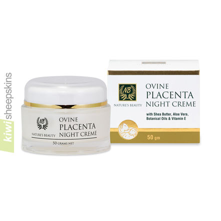 Nature's Beauty Ovine Placenta Night Creme