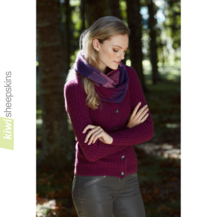 Possum Merino Snood