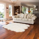 Sexto 6-pelt sheepskin rugs